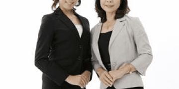 女性調査員のイメージ
