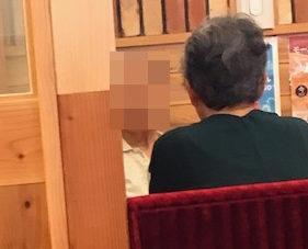 高齢者の不倫の増加